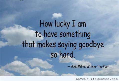 winnie  pooh goodbye quotes quotesgram