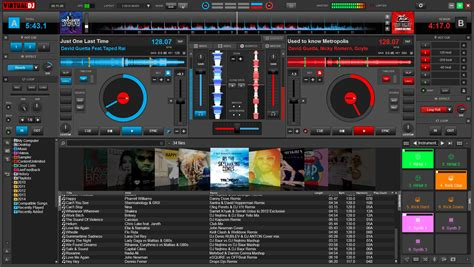 Console Virtuale Dj by Virtualdj 2018 Free And Software Reviews Cnet