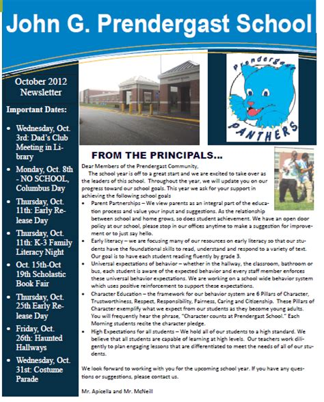 newsletters ansonia public schools ansonia ct