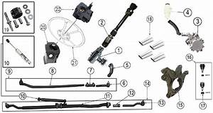 Diagrams For Jeep    Steering Parts    Wrangler Jk  2007