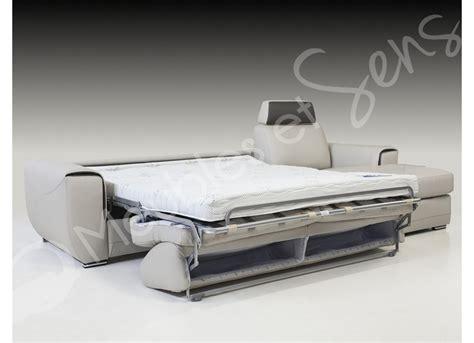 canapé convertible avec un vrai matelas photos canapé lit convertible avec vrai matelas