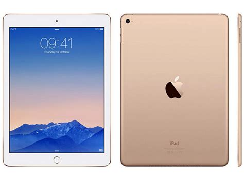Apple Ipad Air 2 Review Slimmer And Faster, But A Smaller