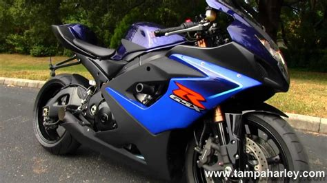 Motorcycle Suzuki For Sale by Used 2006 Suzuki Gsx R 1000k6 Motorcycles For Sale