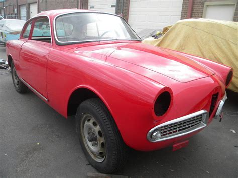 Vintage Alfa Romeo For Sale by 1960 Alfa Romeo Sprint Veloce Project For Sale