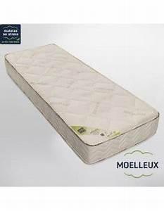 Matelas Très Haut De Gamme : matelas latex naturel 100 x 200 matelaslatex ~ Melissatoandfro.com Idées de Décoration