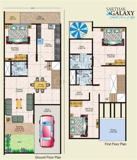 20 by 50 home design image result for house plan 20 x 50 sq ft house plans 50th house and indian