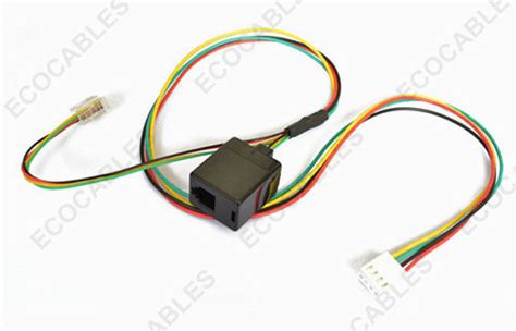 Wiring Harnes Hook Up by Dvd Audio Rj11 Audio Wiring Harness With Hook Up