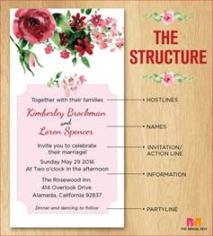 wording for wedding invitations 50 wedding invitation wording ideas you can totally use