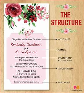 50 wedding invitation wording ideas you can totally use for Evening wedding invitation wording from bride and groom