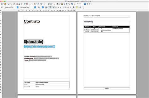 Como Introducir Un Template En Xhtml by C 243 Mo Generar Un Documento Desde El Gestor Documental