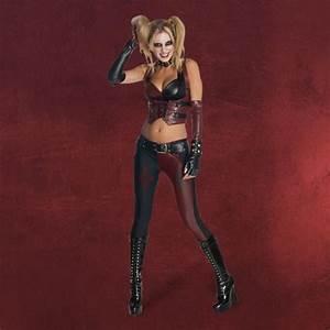 Harley Quinn Halsband : harley quinn kost m 5 teilig sexy dame batman arkham city karneval verkleidung ebay ~ Frokenaadalensverden.com Haus und Dekorationen