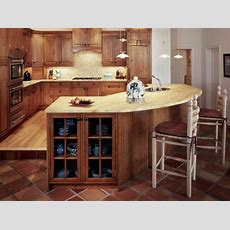 Pine Kitchen Cabinets Pictures, Ideas & Tips From Hgtv  Hgtv
