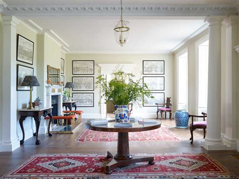 at home interiors a classical house ben pentreath ltd