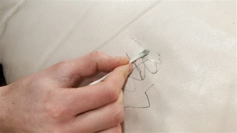 Remove Pen From Leather Sofa by The Heartbreak Of Ink Stains On Leather And How To Remove