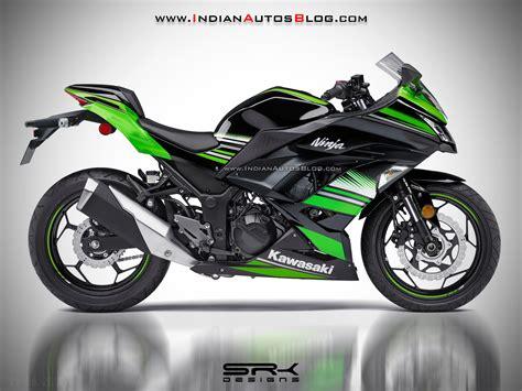 Kawasaki 250 2018 Image by 2018 Kawasaki 250 Iab Rendering