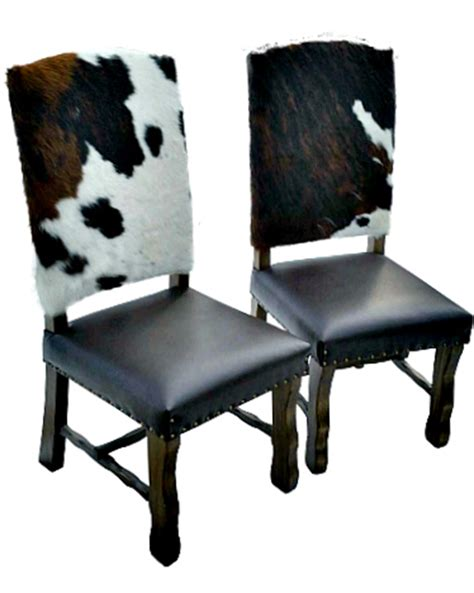 Cowhide Chairs by How To Rock Cowhide In Any Decor