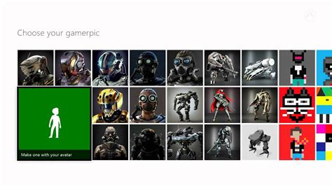 Gamer s kit for xbox one dreamgear. Xbox One Gamerpic Policies Detailed; 300 Options Available ...