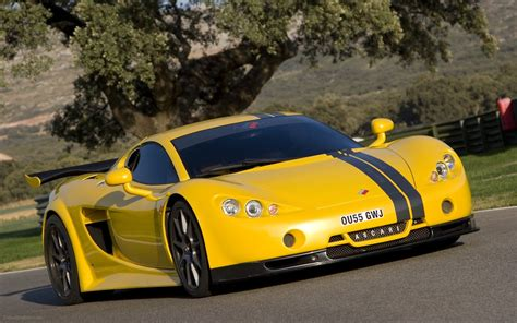 Ascari A10 Widescreen Exotic Car Picture #01 Of 3