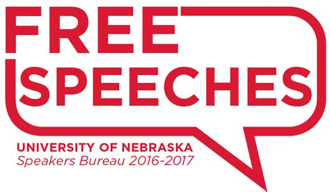 speakers bureau unl speakers bureau shares expertise with community of arts and sciences