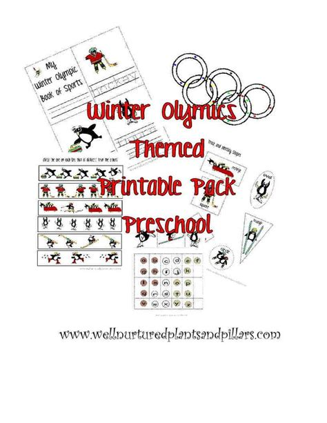 1000 images about winter sports preschool theme on 714 | aeacf21b82c14e840b7fb9e5db68bdd4