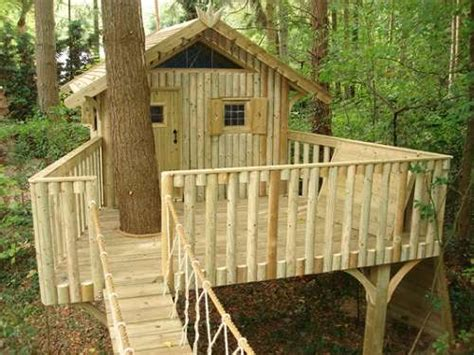 Building A Easy Treehouse-home Design Blog