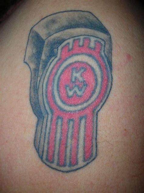 kenworth tattoo