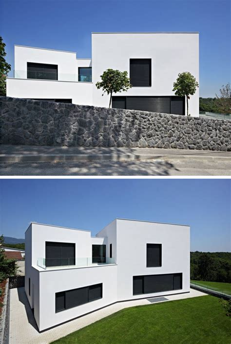 Exterior Minimalist 12 minimalist modern house exteriors from around the world