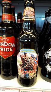 Iron Maiden Trooper Beer  August 2016
