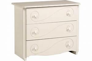 Commode Pour Chambre : commode pour chambre enfant blanc laqu astrid design sur sofactory ~ Teatrodelosmanantiales.com Idées de Décoration