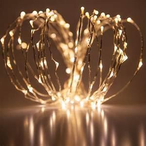 Battery Operated Led Christmas Tree Lights Novelty Lights 20 39 Warm White Led Fairy Light String