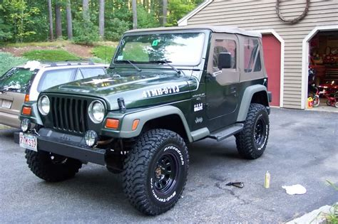 jeep wrangler military style custom 2001 jeep wrangler military project page 41