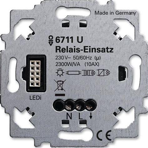 busch jaeger   universal relais einsatz zigbee light