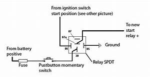 Starter Ignition Circuit Thought