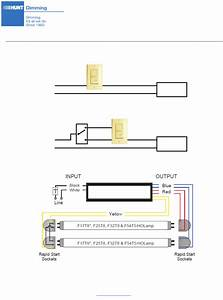 Mark 10 Dimming Ballast Wiring Diagram