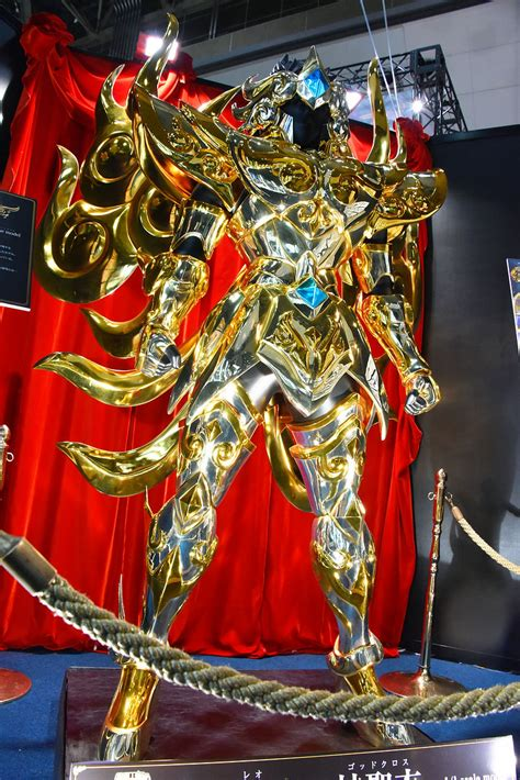 anime japan  amazing life sized statues photoreview
