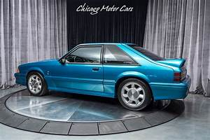 Used 1993 Ford Mustang SVT Cobra Coupe EXCELLENT CONDITION! LIMITED EDITION! For Sale ($36,800 ...