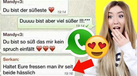 die s 252 223 esten whatsapp chats zum neidisch werden