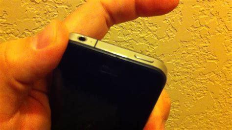 iphone 4 power button stuck iphone 4 4s stuck power button
