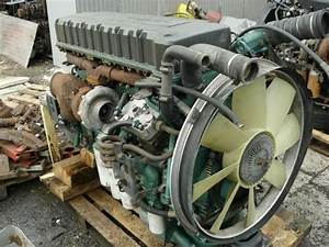 Used Volvo Fh12  D12a Engines Price  Us  2 606 For Sale