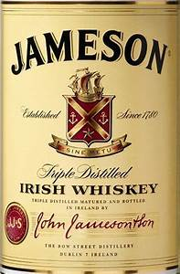 jameson irish whiskey label pictures to pin on pinterest With jameson whiskey label template
