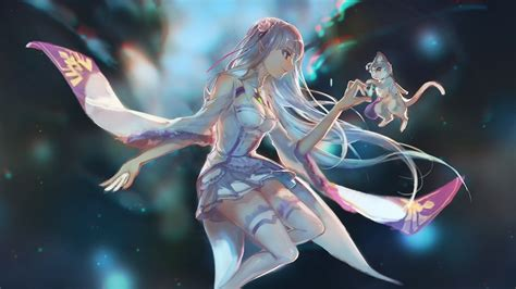 Anime Wallpaper 1920x1080 Pack - re zero wallpapers 78 background pictures