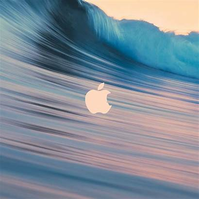 Wallpapers Iphone Wave Apple Ipad Backgrounds Waves