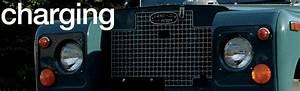 Series Ii  Iia  Iii  Charging - Rovers North