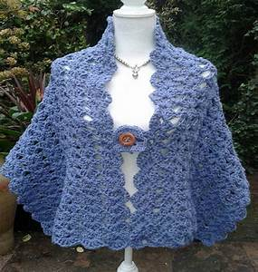 Pin By Diana Harmon On Crochet Shrugs