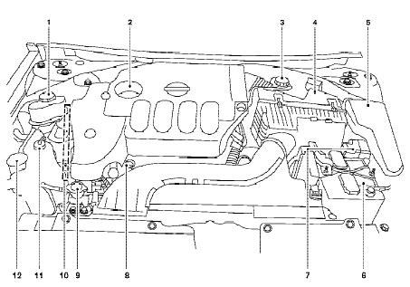 Dodge Neon Engine Diagram Automotive Parts