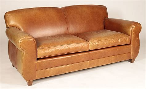 labeled mitchell gold sofa matching club chair