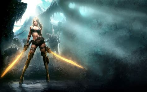 Download Video Game Wallpapers & Cool