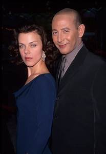 Debi Mazar & Paul Reubens | Celeb Couples: Past & Present ...