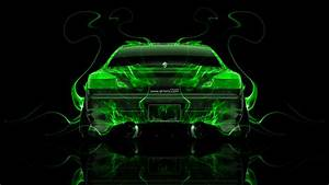 Nissan Silvia S15 JDM Back Fire Abstract Car 2014 el Tony