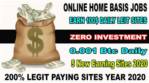 Our users have earn thousands of free bitcoins! Make 100$ Online Daily Without Investment |Free New Bitcoin Earning Sites 2020 | Blogger4zero